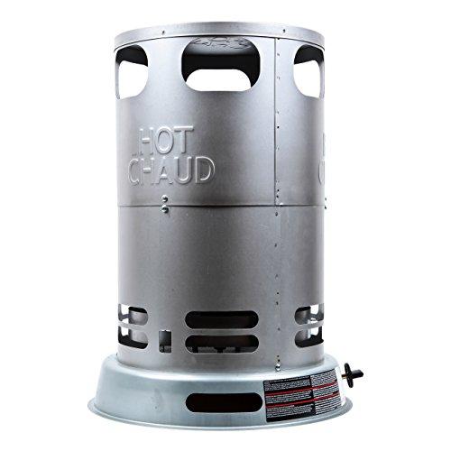 1000 square foot propane heater - 6