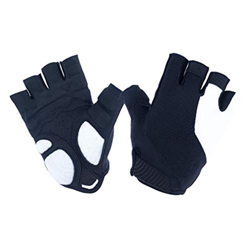 Cycling Pro Gel Bell Gloves (MINIKATA Cycling Gloves Men Mountain Bike 9MM Gel Pad Shock-Absorbing|Anti- Slip|Breathable MTB DH Road Bicycle Gloves (Black/XL))