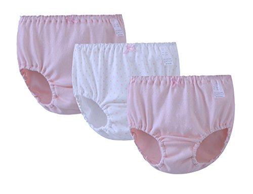 Ans Varient Avec vêtements Coton Organiques Pack 3 Couleur Abclothing Des Sous De Rose Knickers Boîte La 12 Hipster Filles cadeau Mignon Briefs 3 HqZa54wx