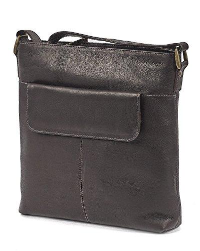 Claire Chase Women's Conceal Carry Handbag Shoulder Bag, Café, One Size