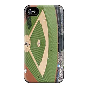 Anti-Scratch Hard Phone Case For Iphone 4/4s (hdG2092xJqt) Unique Design Lifelike San Diego Padres Image