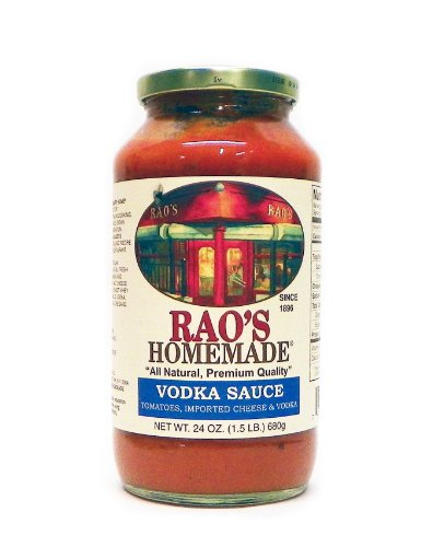 Rao's Homemade Vodka Sauce, 24-Ounce (Pack of 4) ()