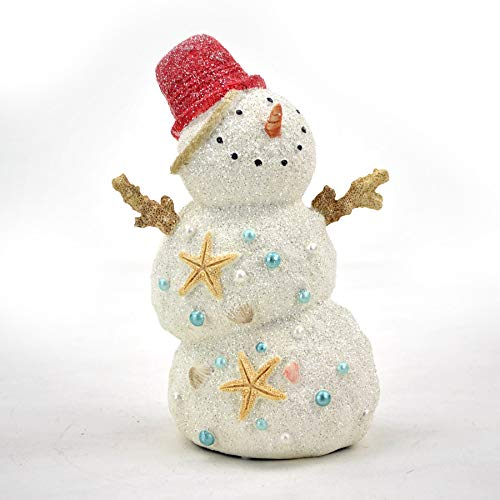 WonderMolly Holiday Collection Sand Snowman ()