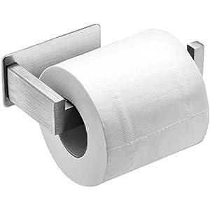 4164jo%2B8q1L. SS300 Auxmir Toilettenpapierhalter ohne Bohren, WC Klopapierhalter Rollenhalter Papierhalter Klorollenhalter Edelstahl…