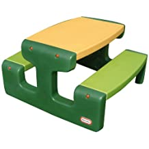Little Tikes Picnic Table - Evergreen