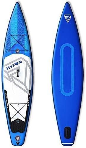 Wmzx Stand Up Paddle Flottant Avec Une Planche A Voile Gonflable En Sup Avec Une Pompe A Air Bidirectionnelle Et Une Fermeture A Glissiere Color Blue Size 350x79cm Amazon Fr Sports