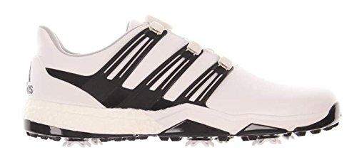 separation shoes 64607 f9b04 Galleon - Adidas Powerband BOA Boost Golf Shoe, White, 12 M US