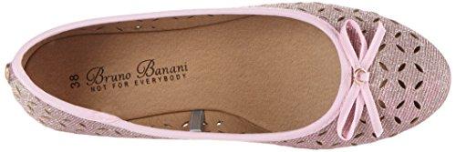 bruno banani Damen 221 987 Geschlossene Ballerinas Pink (Lt Pink)