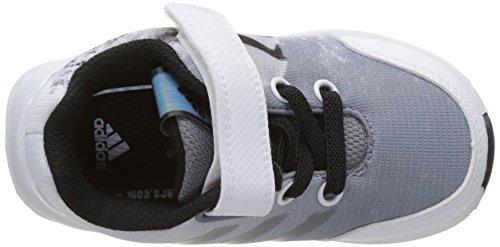 adidas Unisex-Kinder Star Wars El I Sneakers Schwarz (Negbas/gris/ftwbla)