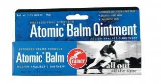 15522 Atomic Balm 2.75oz Per Tube by Cramer Products -Part no. (Cramer Atomic Balm)