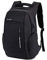 Xnuoyo Sac à Dos Ordinateur Portable Laptop Backpack