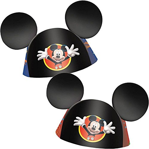 mickey mouse cone hats - 7