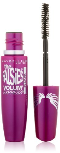 Maybelline New York Volum' Express The Falsies Flared Washable Mascara, Very Black, 0.31 fl. oz.