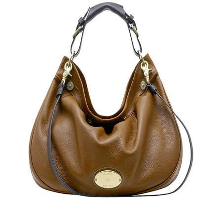 b6266d03ca Mulberry Bag Mitzy East West Hobo Oak Pebbled Leather  Amazon.co.uk   Kitchen   Home