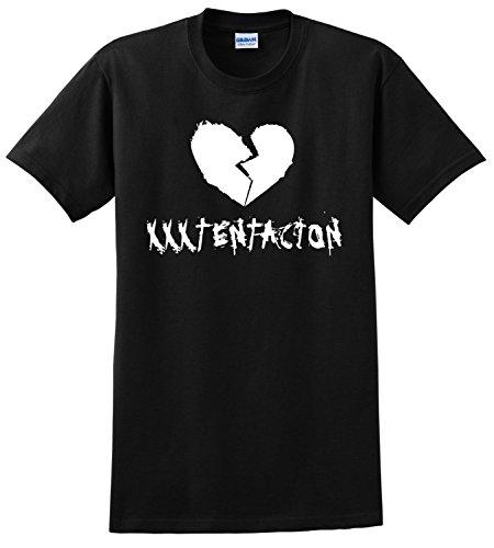 Xxxtentacion T Shirt Revenge Lil Pump 69 Music Rap Unisex Tee Shirts Revenge Mens Tee