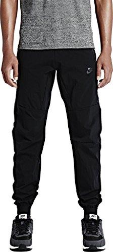 Nike Men's Tech Woven 2.0 Pants, Black, - Mens Woven Trousers