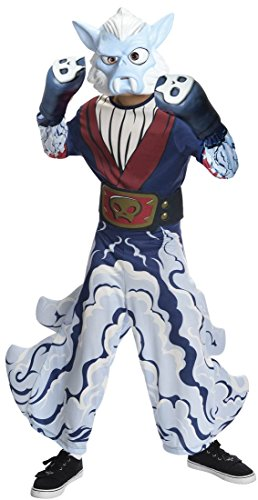 Rubies Skylanders Swap Force Night Shift Costume, Child Medium (Skylander Costumes For Boys)