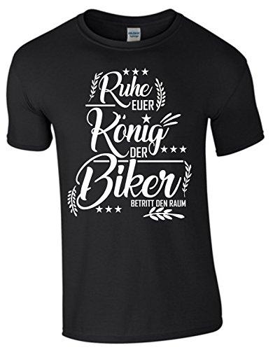 Biker Motorrad Shirt