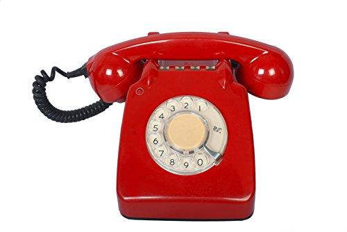 interio crafts bakelite rotary dial retro telephone amazon in