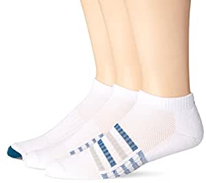 New Balance Men's 3 Pack Core Performance Low Cut Socks