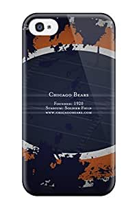 Best chicagoears NFL Sports & Colleges newest iPhone 4/4s cases 1112761K353323065