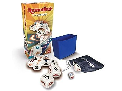 Goliath - Rummikub Turbo, juego de mesa (50470)