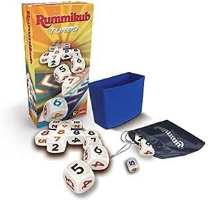 Goliath - Rummikub Turbo, Juego de Mesa (50470): Amazon.es: Juguetes y juegos
