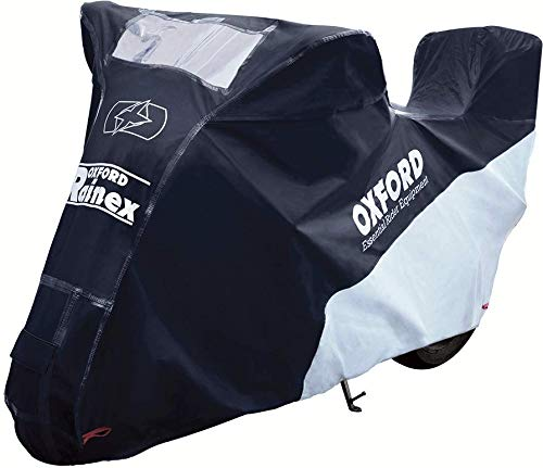 Oxford Rainex Top Box Motorcycle Outdoor Cover Motorbike Covers XL (CV508)