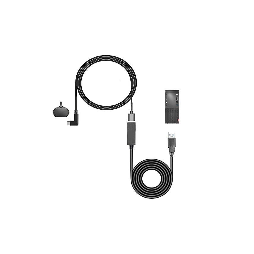 Cable de datos USB para Oculus Quest Link Steam VR