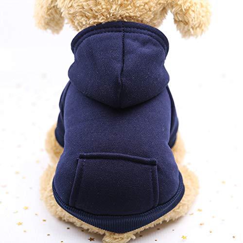 Sudaderas con capucha para perros Ropa para mascotas Para ...