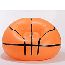 Leisure inflatable chair basketball sofa soccer sofa-B