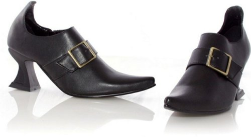 Hazel Black Shoes - Small (Girls Black Hazel Shoes)