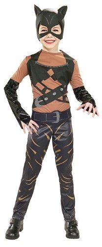 Purrfect Child Catwoman Costume Medium -