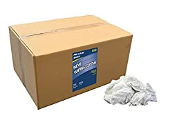 Pro-Clean Basics New Wiping Cloth Rags:  10 lb. Box