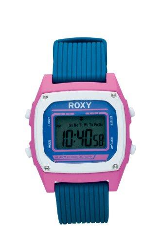 Roxy W220DR-BLP76T - Reloj digital de cuarzo para mujer con correa de plástico, color multicolor: Amazon.es: Relojes