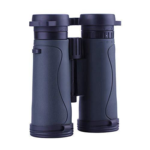 Jklnm with BAK4 Prism FMC Lens HD Binoculars 8X42 Telescope Waterproof for Sports Concert Football ()