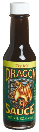 (Try Me Dragon Sauce 5 Ounce ( 6 Pack))