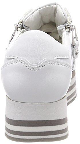 Kennel und Schmenger Schuhmanufaktur Nova, Sneaker Donna Weiß (Bianco Sohle Grau-weiß)