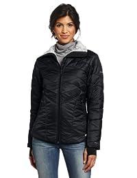 Columbia Women's Kaleidaslope ii Jacket, Nocturnal, Medium