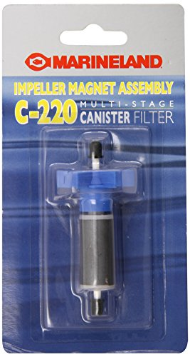 Marineland PRIM220 Aquarium Impeller Assembly Replacement for C-220 Canister (Marineland Filter Accessories)