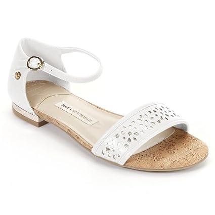 6b8409092 Amazon.com  Dana Buchman White Sandals - Women  Everything Else