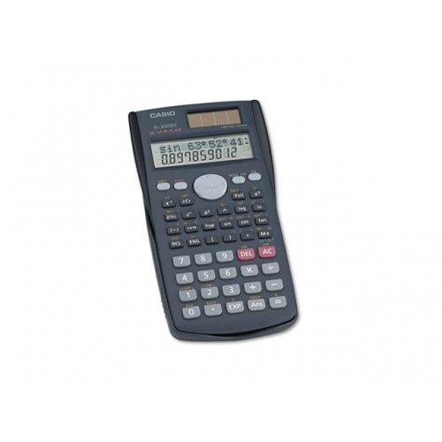 CASIO FX-300MS Scientific Calculator 229 Functions - 2 Line(s) - 10 Character(s) - LCD - Solar, Battery Powered - 0.4'' x 2.9'' / FX-300MS /
