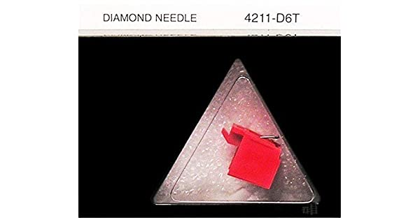 4211-D6 RECORD PLAYER NEEDLE STYLUS for KENWOOD for KD291R KD29R KD38RCL