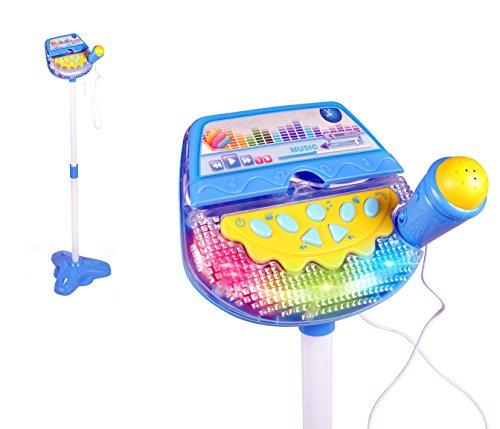 Karaoke Machine Multifunctional Microphone Adjustable