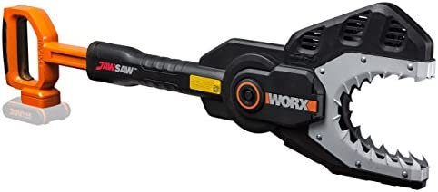 Worx WG329E.9 - Sierra de ramas de 20 V sin batería y cargador