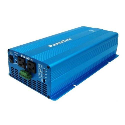 PowerTite(未来舎) サイン波インバータ FI-S1503A 24VDC B00DIXMGV2  - -