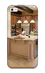 shameeza jamaludeen's Shop Durable Warm Kitchen With Stone Arch Back Case/cover For Iphone 5c
