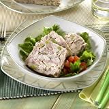 Chicken w/Pistachios Terrine Pate - 3.5 lb (Pack of 2)