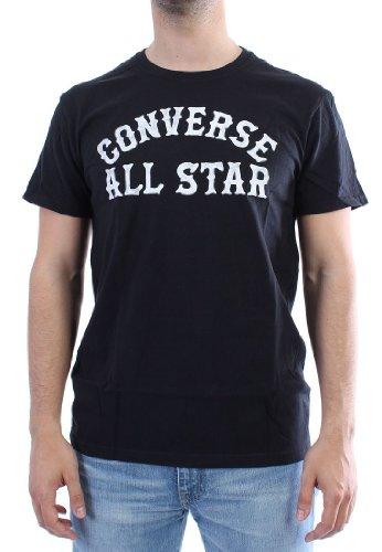 Converse T-Shirt Men - AMT ARCH 06911C - Jet Black