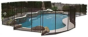 4'x48' In-Ground Swimming Pool Safety Fence Section 4 Set 4'x12' New